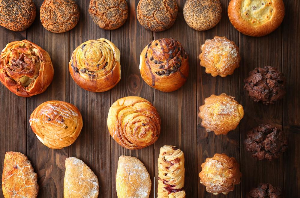 Resep Roti Bakery