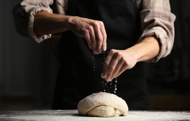 Membuat Tepung Roti Homemade